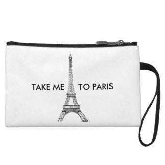 TAKE ME TO PARIS Clutch