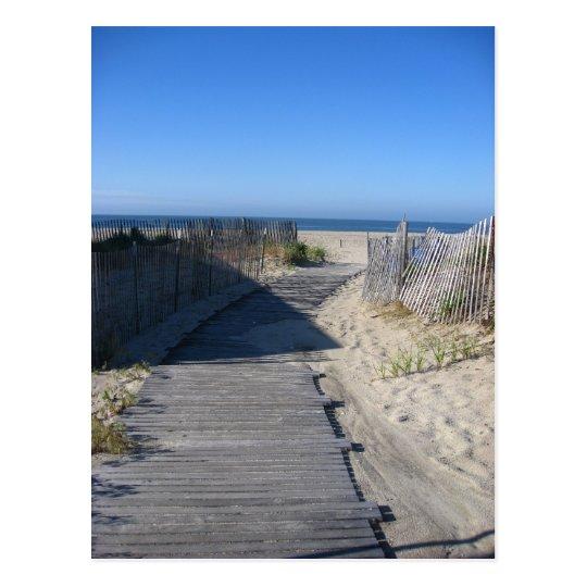 Take Me to the Beach! Postcard