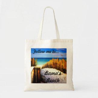 Take me to the Beach Budget Tote Bag