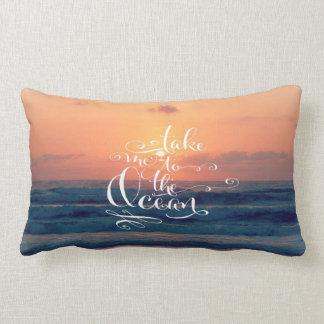 Take me to the Ocean Lumbar Cushion