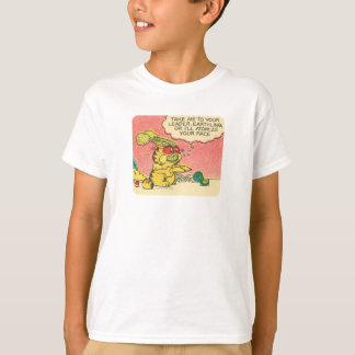 Take Me To Your Leader, kid's shirt