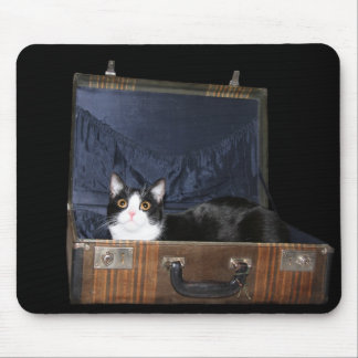 Take me with you mouse pad