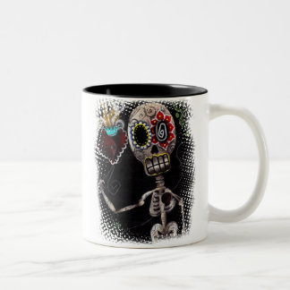 Take my Heart Two-Tone Coffee Mug