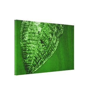 take out leaf gallery wrapped canvas