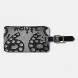 Take Route 66 on Vacation Luggage Tag