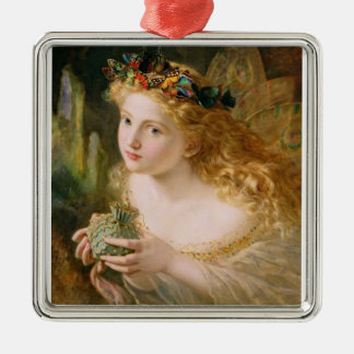 Take the Fair Face of Woman Christmas Ornament