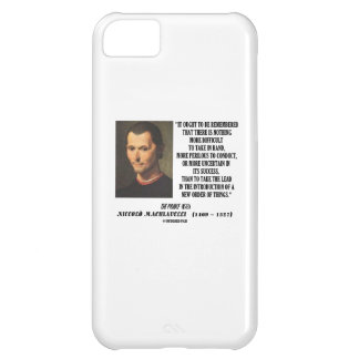 Take The Lead In Introduction New Order Of Things iPhone 5C Case
