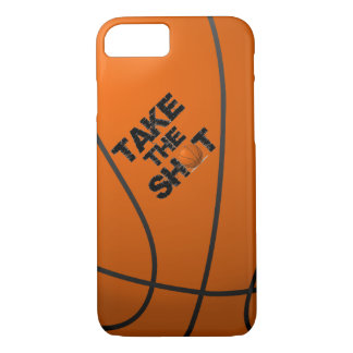 Take the Shot Basketball iPhone 7 Case