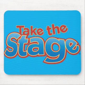 Take the Stage Mousepad