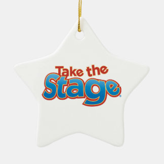 Take the Stage Ornament