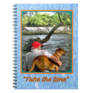 """""""Take the Time"""" notebook"""
