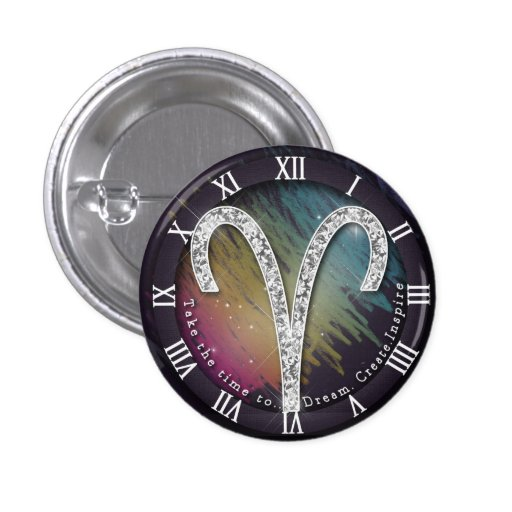 Take the time to... Dream Create & Inspire Button