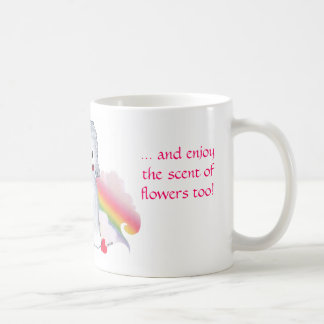 Take the time to share the love basic white mug