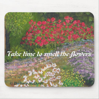 Take Time Mouse Pad