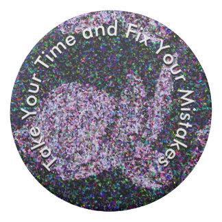 Take Time Turtles Eraser