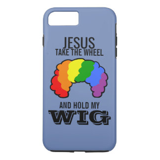 Take Wheel Jesus iPhone 8 Plus/7 Plus Case