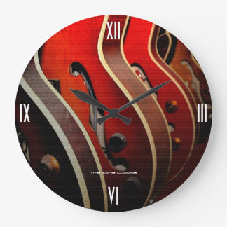 Take Your Pick Large Wall Clock