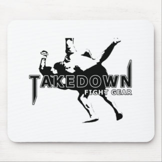 TakeDown Fight Gear Mouse Pad