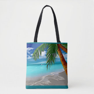 Takemeaway Beach Tote Bag