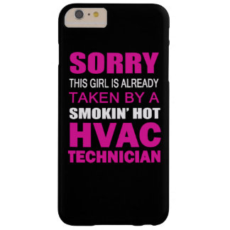 Taken By A HVAC TECH Barely There iPhone 6 Plus Case