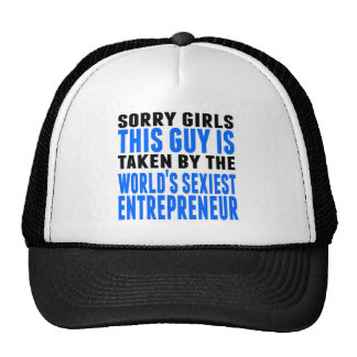 Taken By The World's Sexiest Entrepreneur Cap