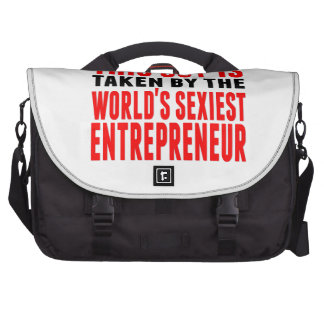 Taken By The World's Sexiest Entrepreneur Computer Bag