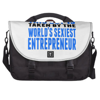 Taken By The World's Sexiest Entrepreneur Bag For Laptop