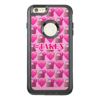 Taken Emoji iPhone 6 Plus Otterbox Case