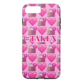 Taken Emoji iPhone 8/7 Plus Phone Case