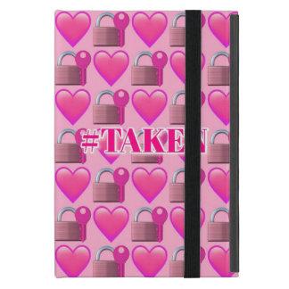 Taken Emoji (Pink) iPad Mini Case/No Kickstand iPad Mini Cover