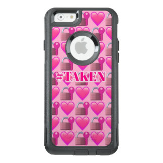 Taken Emoji (Pink) iPhone 6/6s Otterbox Case