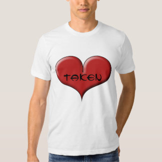 Taken Hearted: by Sonja A.S. Shirt