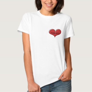 Taken Hearted: Large Puffy Heart by Sonja A.S Tees
