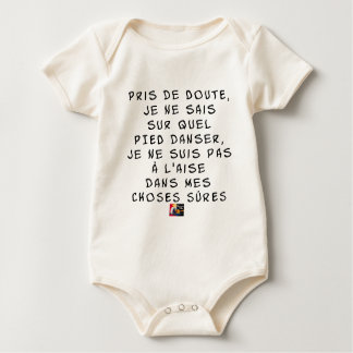 Taken of DOUBT I cannot about which FOOT dance, I Baby Bodysuit