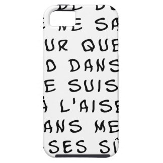 Taken of DOUBT I cannot about which FOOT dance, I iPhone 5 Cover