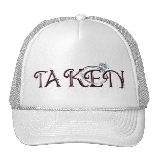 Taken Ring Cap