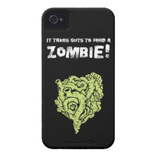 Takes Guts To Feed A Zombie iPhone 4 4s Cover