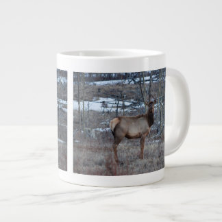 Takhini Elk Jumbo Mug