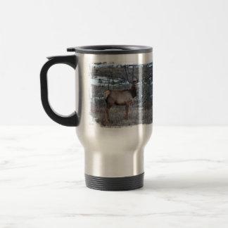 Takhini Elk Stainless Steel Travel Mug