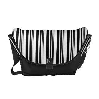Takijima Japanese Pattern Messenger Bag