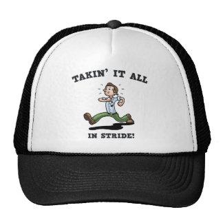 Takin' It All In Stride Cap