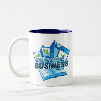 Taking care of Business Mug