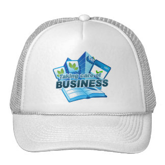 Taking care of Business Trucker Hat