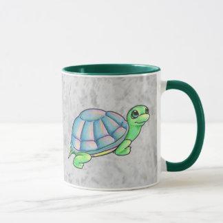 Taking my Time Turtle Mug