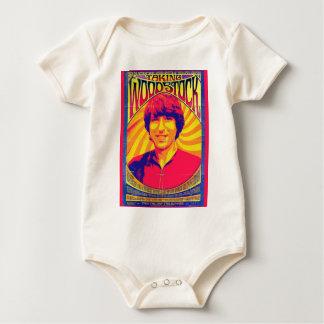 Taking Woodstock Baby Tee