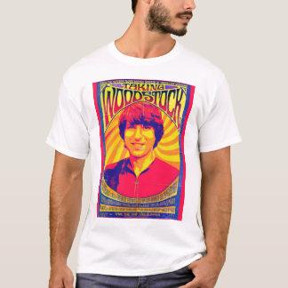 Taking Woodstock Black Tee