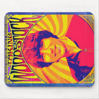 Taking Woodstock Mousepad