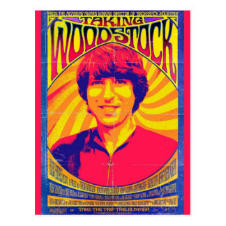 Taking Woodstock PostCard