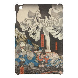 Takiyasha the Witch and the Skeleton Spectre Cover For The iPad Mini