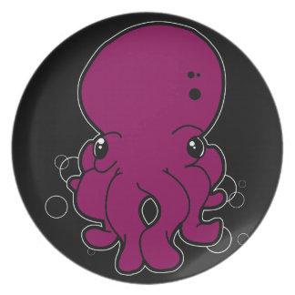 Tako (Red-Violet) Plate